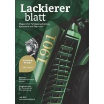 Lackiererblatt DIGITAL 04.2021