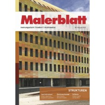 Malerblatt digital Ausgabe 08/2018