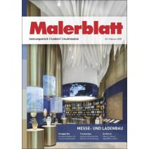 Malerblatt DIGITAL 02/2020