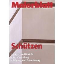 Malerblatt digital Ausgabe 10/2017