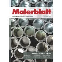 Malerblatt Ausgabe 01/2018