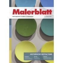 Malerblatt Ausgabe 02/2018