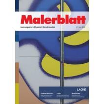 Malerblatt digital Ausgabe 07/2018