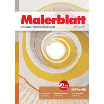 Malerblatt DIGITAL 08/2019