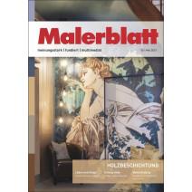 Malerblatt 05/2021