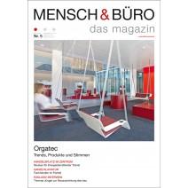 Mensch & Büro 5/2016 Orgatec