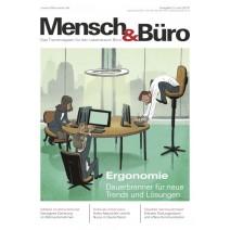 Mensch&Büro 03/2015 Ergonomie