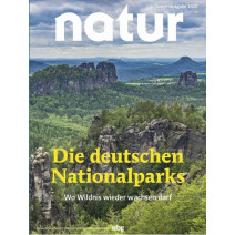 natur Sonderausgabe 2019/2020: Deutsche Nationalparks