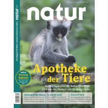natur 02/2019: Apotheke der Tiere