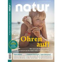 natur DIGITAL 06/2019: Ohren auf!