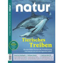 natur 08/2019: Das tierische Treiben