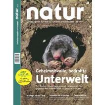 natur Ausgabe 06/2017: Geheimnisvolle Unterwelt