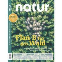 natur DIGITAL Ausgabe 07/2020: Plan B für den Wald