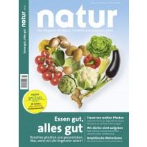 natur Ausgabe 07/2015 Essen gut, alles gut