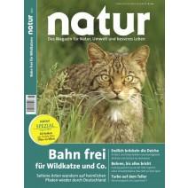 natur Ausgabe 08/2015: Bahn frei für die Natur