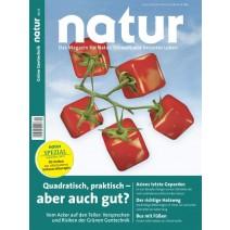 natur Ausgabe 09/2015: Quadratisch, praktisch - aber auch gut?