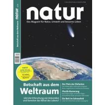 natur Ausgabe 12/2015: Botschaft aus dem Weltraum
