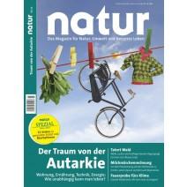 natur Ausgabe 03/2016: Der Traum von der Autarkie