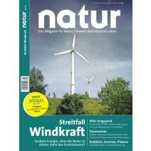 natur Ausgabe 05/2016: Streitfall Windkraft