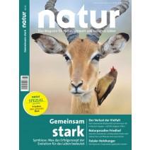 natur Ausgabe 06/2016: Symbiose
