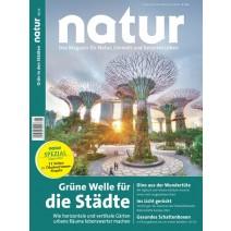 natur Ausgabe 08/2016: Grüne Welle in der Stadt