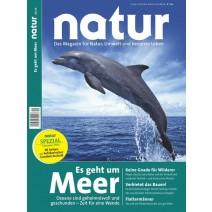 natur Ausgabe 09/2016: Es geht um Meer