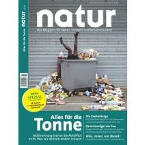natur Ausgabe 11/2016: Alles für die Tonne