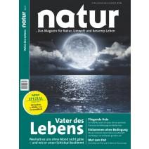 natur Ausgabe 01/2017: Der Mond - Vater des Lebens