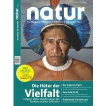 natur Ausgabe 02/2017: Die Hüter der Vielfalt