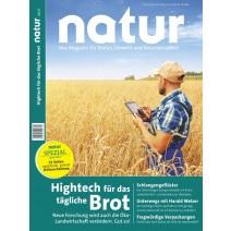 natur Ausgabe 04/2017: Hightech für das tägliche Brot