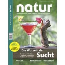 natur 10/2017: Die Wurzeln der Sucht