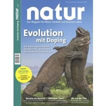 natur 11/2017: Evolution mit Doping