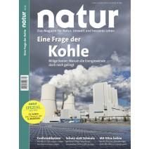 natur 03/2018: Eine Frage der Kohle