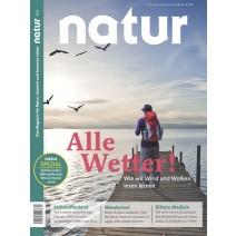 natur digital 04/2018: Alle Wetter
