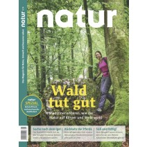 natur digital 05/2018: Wald tut gut