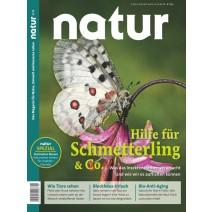natur DIGITAL 06/2018: Hilfe für Schmetterling & Co.