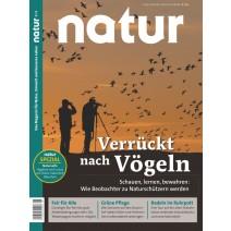natur DIGITAL 08/2048: Verrückt nach Vögeln