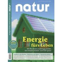 natur 09/2018: Energie fürs Leben