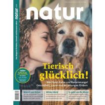 natur DIGITAL 12/2018: Tierisch glücklich