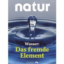 natur Sonderband 2018/19 Wasser