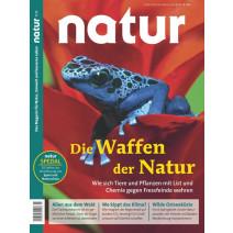 natur 07/2019: Die Waffen der Natur