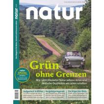 natur 11/2019: Grün ohne Grenzen