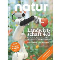 natur Sonderheft Landwirtschaft 4.0