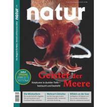 natur DIGITAL Ausgabe 01/2020: Geister der Meere