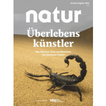 natur Sonderausgabe 2020/2021: Überlebenskünstler