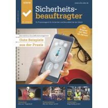 Sicherheitsbeauftragter Digital Ausgabe 3/2018
