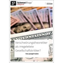 scienceblogs.de-eMagazine 10/2018: Verschwörungstheoretiker