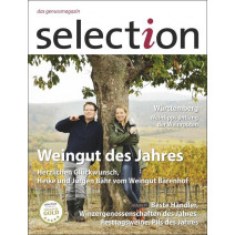 Genussmagazin selection Ausgabe 04/2018