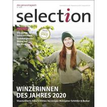 Genussmagazin selection Ausgabe 01/2020