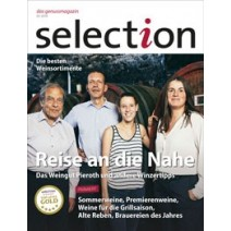 Genussmagazin selection Ausgabe 02/2018